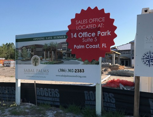 Sabal Palms Assisted Living and Memory Care in Palm Coast Opens Sales Office