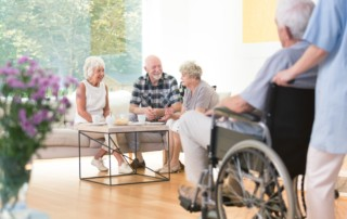 Aging Parents: Is a Senior Assisted Living Facility Right for Them