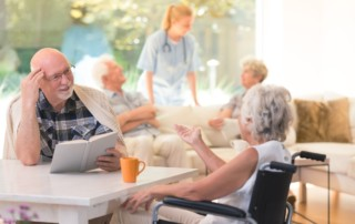 Assisted Living Myths Image