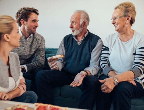 How To Stay Connected To Parents Living In Assisted Living Apartments