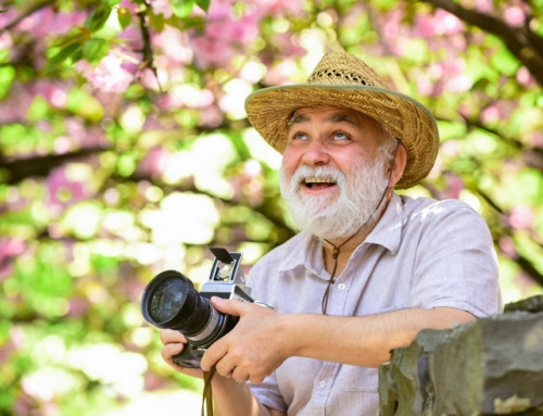 Can Photography Help Seniors with Alzheimer's?